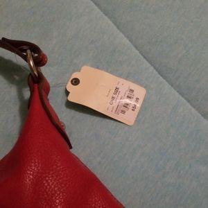 St. John's Bay Bags - St johns bay handbag red with tags